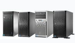Hewlett Packard Enterprise ML serie
