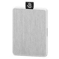 Seagate Back Up One Touch 500GB SSD externe harde schijf - White