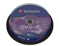 DVD+R/4.7GB 16x AdvAZO Spdl 10pk (150764)
