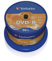 DVD-R/4.7GB 16xspd ADVANCEDAZO 50Spindle
