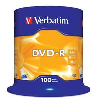 DVD-R/4.7GB 16xsd ADVANCEDAZO 100Spindle