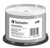 DVD-R/4.7GB16X White Wide Thermal Print