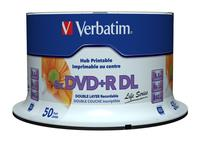Verbatim DVD+R Double Layer 8X 8.5GB Printable