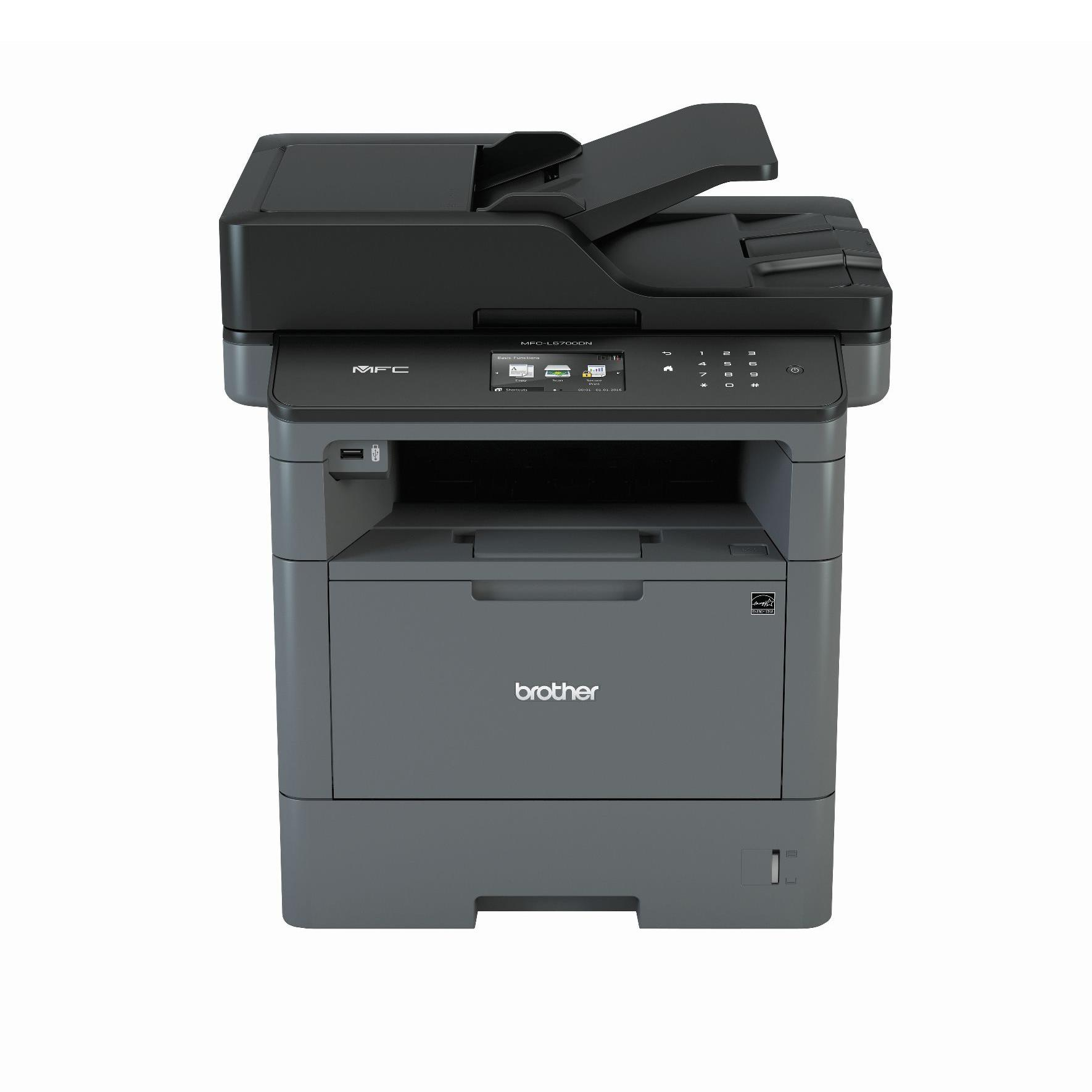 Brother MFC-L5700DN A4 (210 x 297 mm) laserprinter