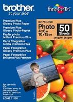 Brother Glossy foto paper 10x15 cm 50 sheet