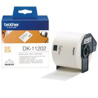 BROTHER DIE-CUT LABEL DK11202