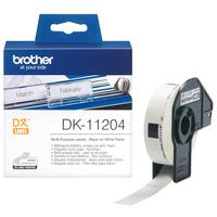 DK-11204 54X17MM MULTI PURPOSE LABEL
