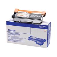Brother TN-2220 Toner (2600 pagina's) - Zwart