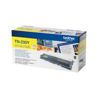 Brother TN-230Y Toner (1400 pagina's) - Geel