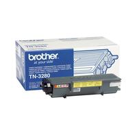 Brother TN-3280 Toner (8000 pagina's) - Zwart