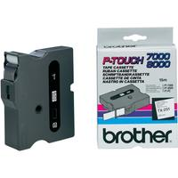 BROTHER TX-251 WHITE/BLACK