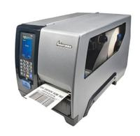 HONEYWELL label printer, thermal transfer, 12 dots/mm (300 dpi), media width (max.): 114 mm, print width (max.): 106mm, roll diameter (max.): 152,4mm, speed (max.): 300 mm/s, USB (2x), RS232, Bluetooth, Etherne