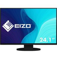 EIZO EV2495-BK 24 Inch, 1920 x 1200 Black IPS 5ms 178 350 cd/m2 1000:1 18,2 cm Speakers USB 3.1 / USB C LED Backlight Daisy Chain 5 Years