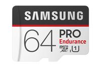 Micro SD 64GB PRO END+w SD Adapter
