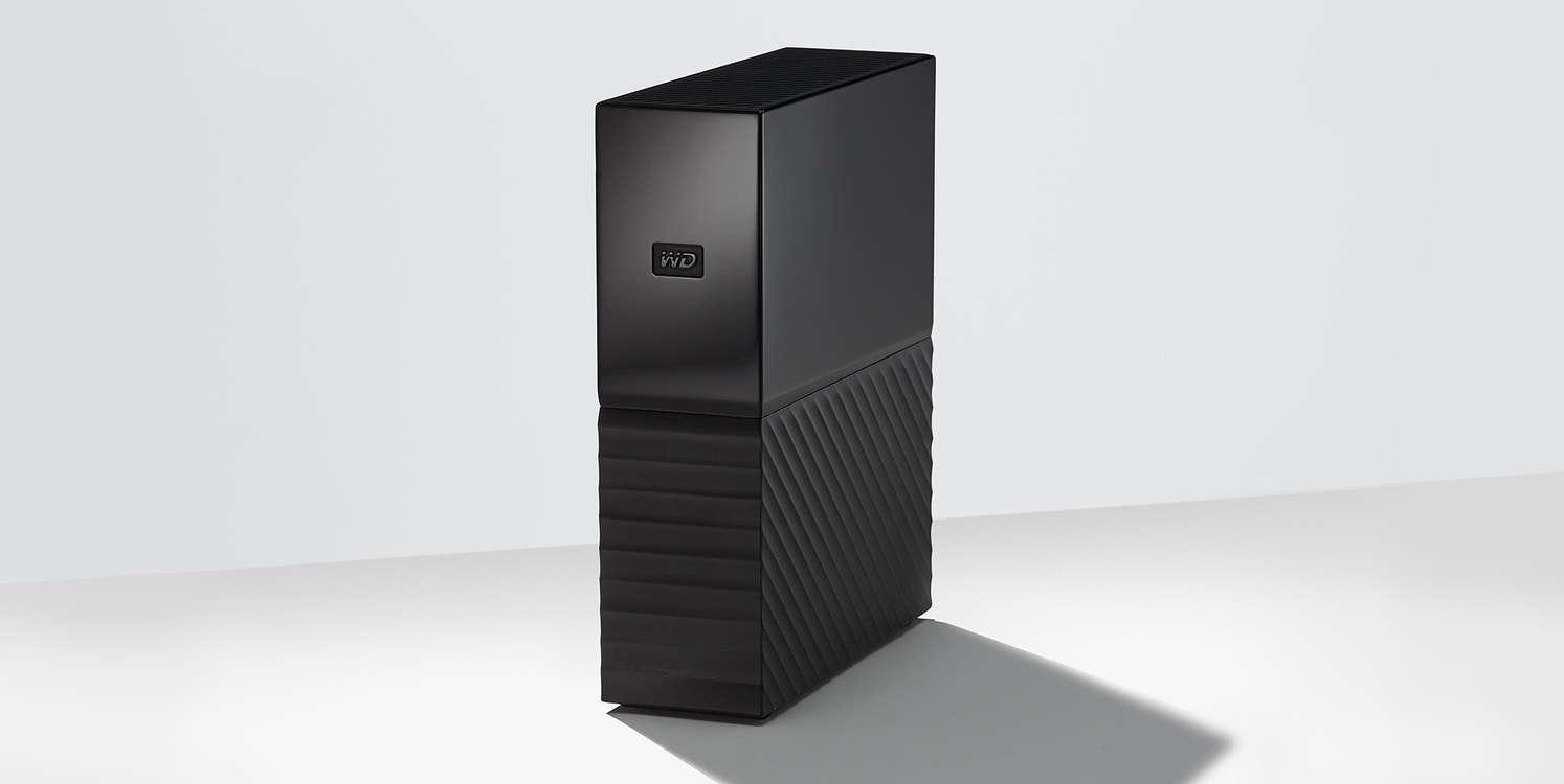 Western Digital My Book HDD extern 6 TB