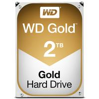 Western Digital 2 TB Gold 3.5 inch Serial ATA III 7200 rpm