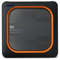 Western Digital My Passport Wireless SSD extern 250 GB
