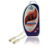 CABLE RJ45 CAT5E 10M PLAQUE OR FR
