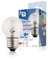 Halogen lamp ball E27 18 W 205 lm 2800K