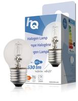 Halogen lamp ball E27 42 W 630 lm 2800K