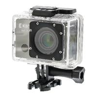 Full HD action cam GPS and WiFi