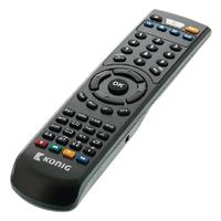 4-in-1 remote control online programmable