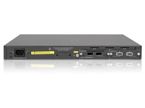 HPE ProCurve 5500 switch
