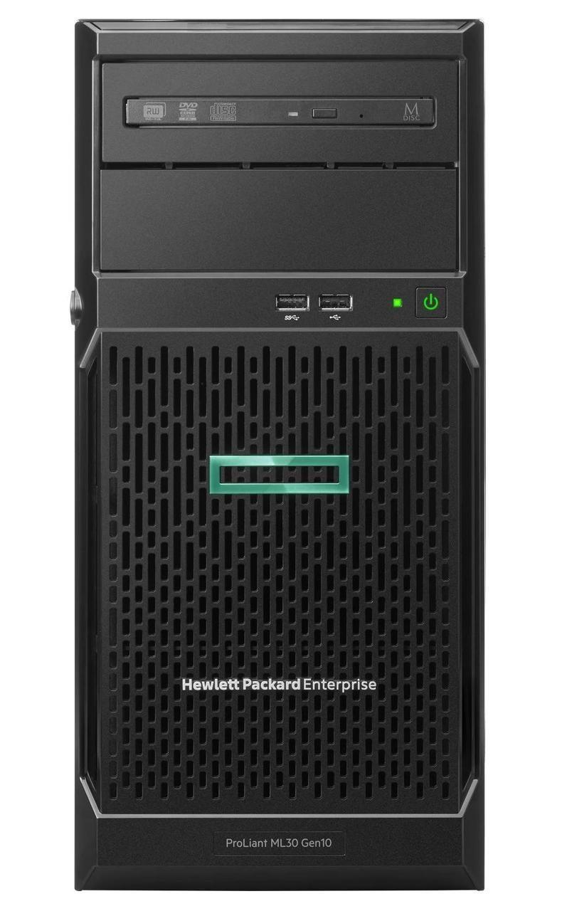 HPE ProLiant ML30 Gen10 1x Intel Xeon E-2224 8GB 4LFF