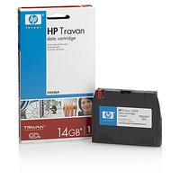 HPe 14GB travan data cartridge
