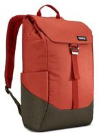 Lithos Backpack 16L ROOIBOS/FOREST NIGHT