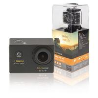 Full HD Action Camera 1080p Wi-Fi Black