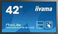 iiyama ProLite TH4265MIS-B1AG Full HD 42 inch LED large format display 1920 x 1080 6.5 ms Touch