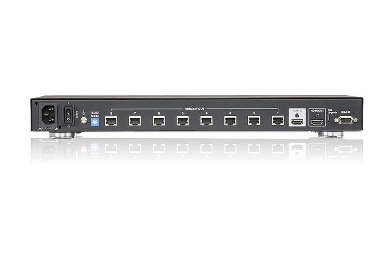 Aten 8 Port HDMI splitter over CAT5 4K/2K (HDBaseT)