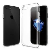 Spigen Liquid Crystal case voor Apple iPhone 7 - Transparant