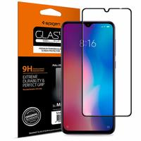 Spigen Mi 9 Glass FC Black 1 Pck