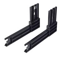 End Cap for VL Vertical Cable Manager 2& 4 Post Racks (Qty 2)