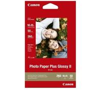 Canon Photo Paper Plus PP-201 Photo Paper - 101.60 mm x 152.40 mm - 260 g/m² Grammage - Glossy - 50 Sheet