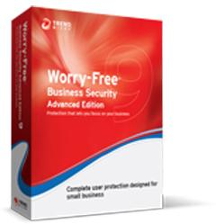 Worry-Free Business Security v9.x, Advanced Bundle,