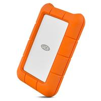 LaCie Rugged HDD extern 2 TB USB 3.1 Type C