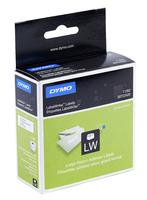 Dymo Labels/Return address 25mmx54mm White