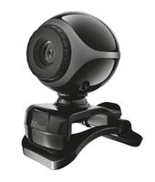 Exis Webcam - Black/Silver