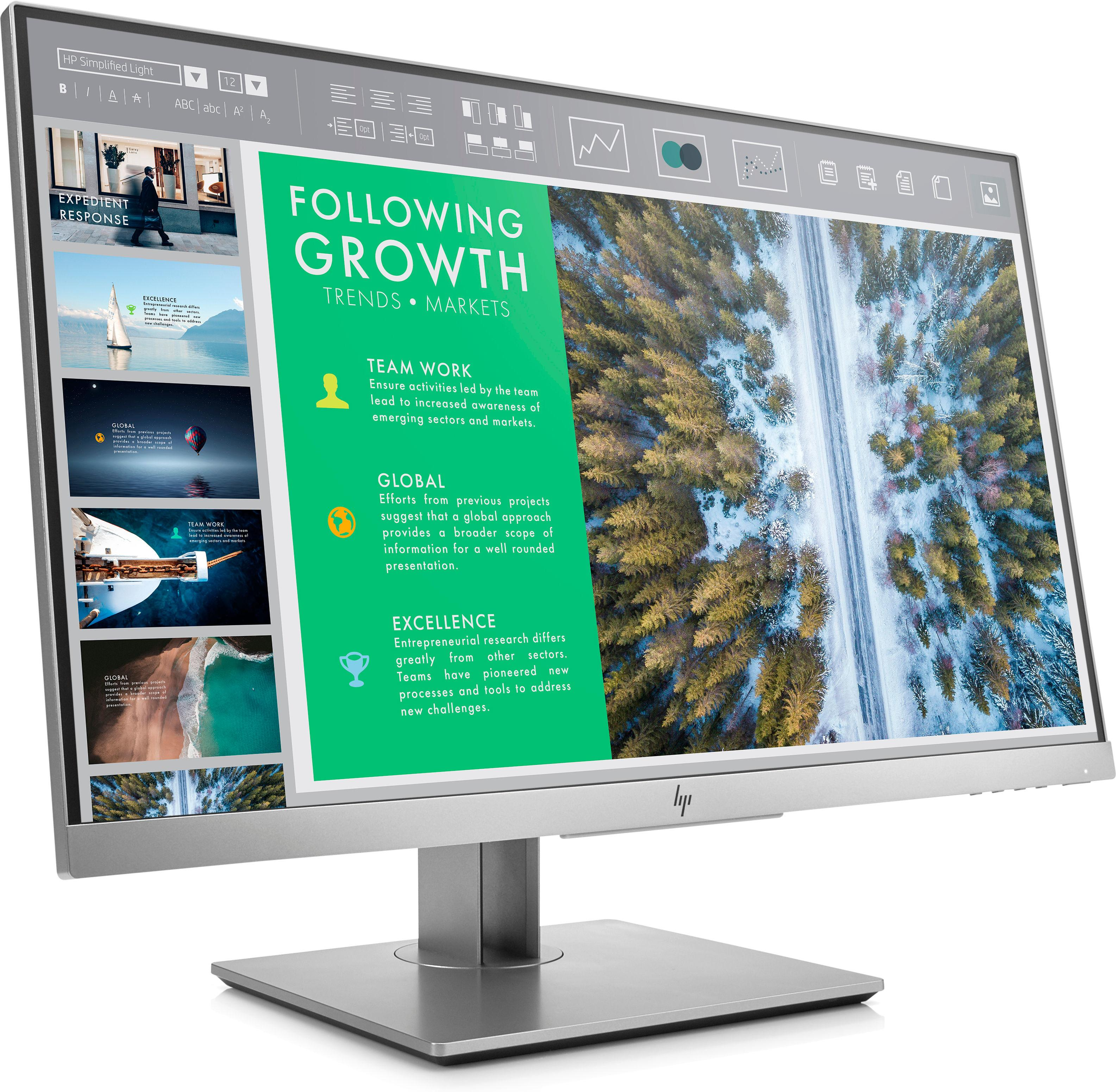 HP EliteDisplay E243 23.8i LED monitor