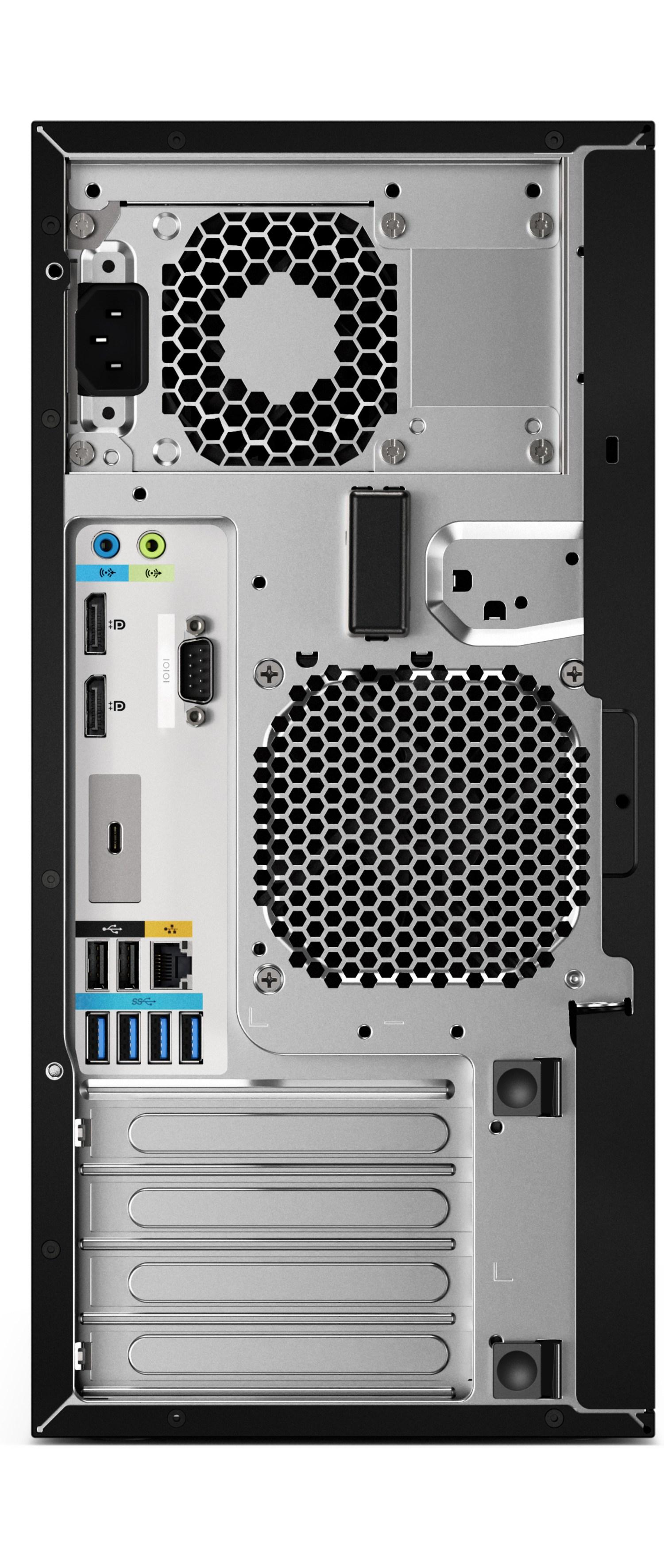 HP Z2 G4 workstation