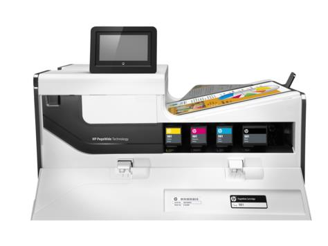 HP PageWide Enterprise 556dn  inkjet printer