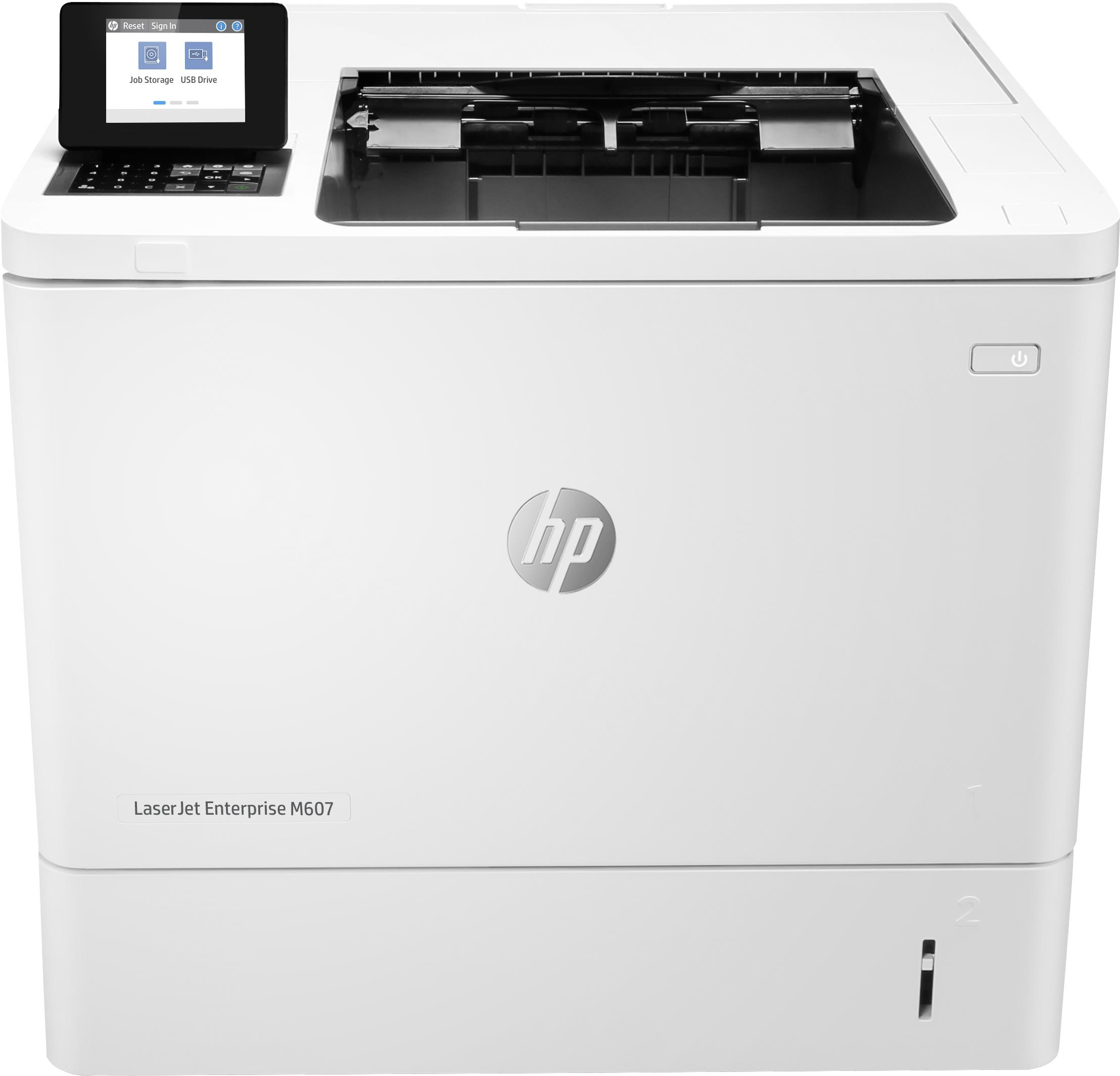 HP LaserJet Enterprise M607n laserprinter