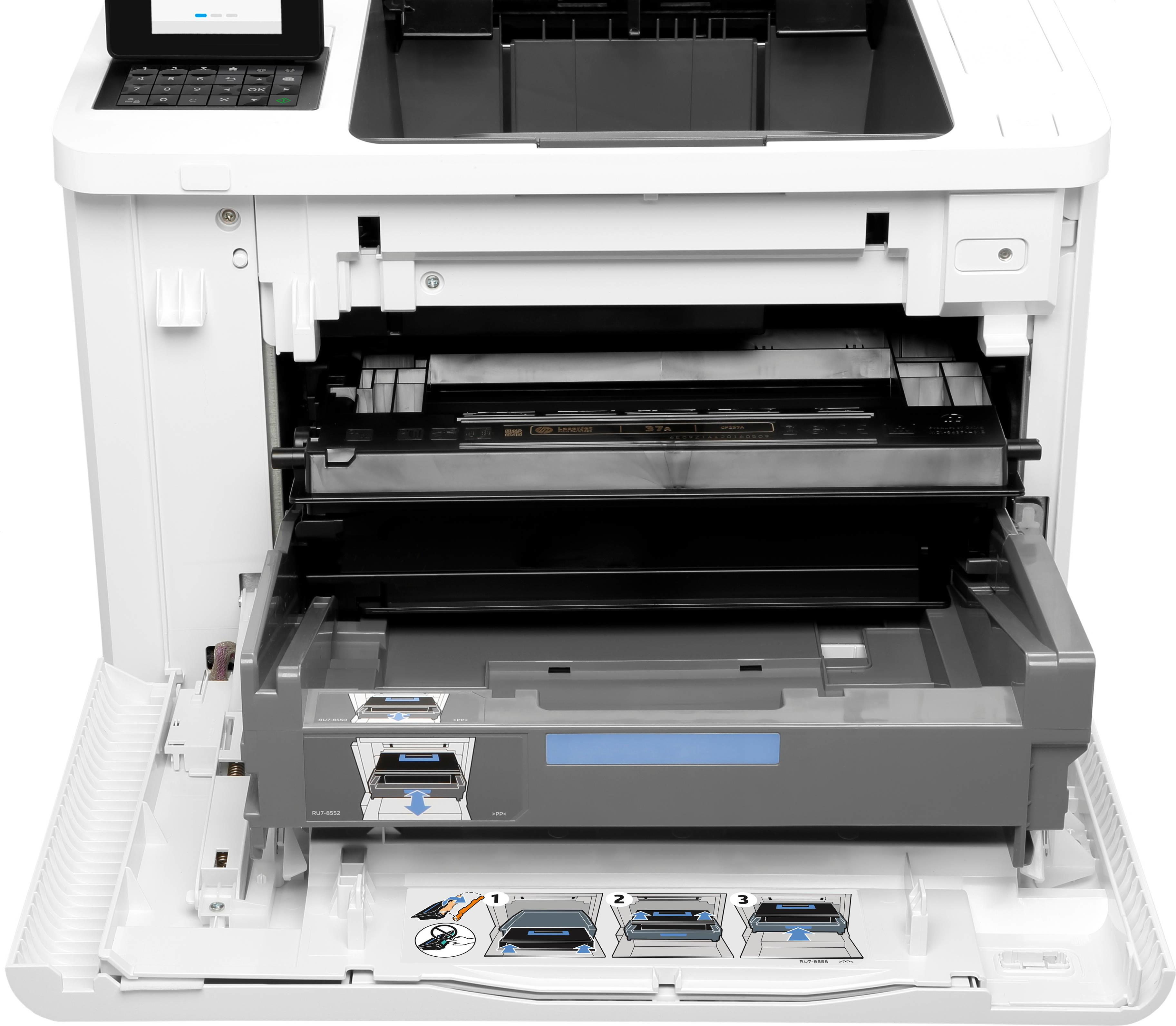 HP LaserJet Enterprise M608n laserprinter