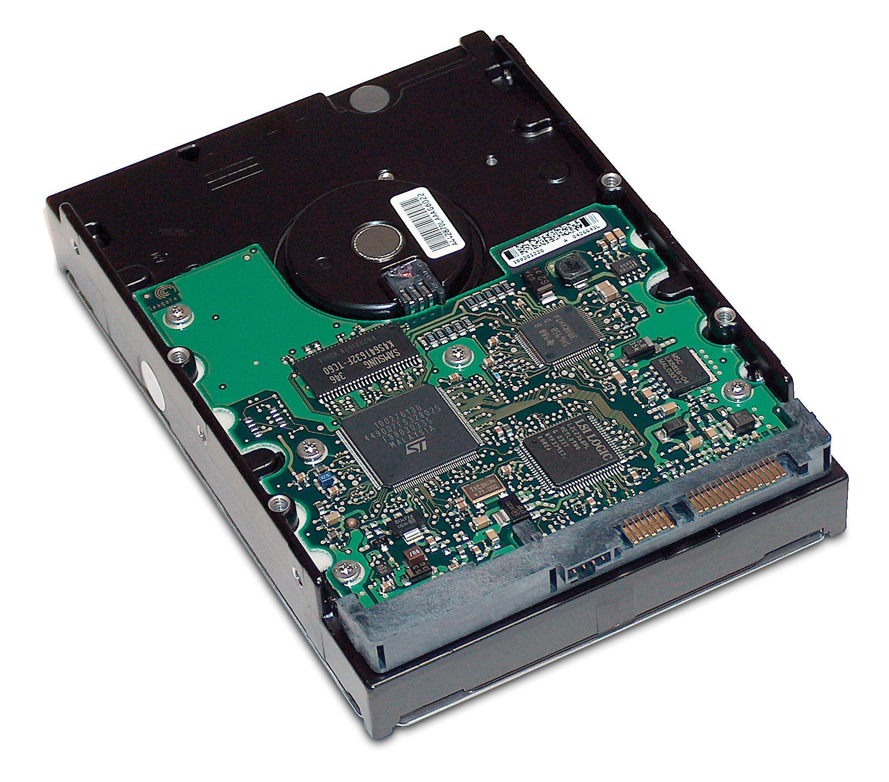 HP 2 TB QB576AT SATA