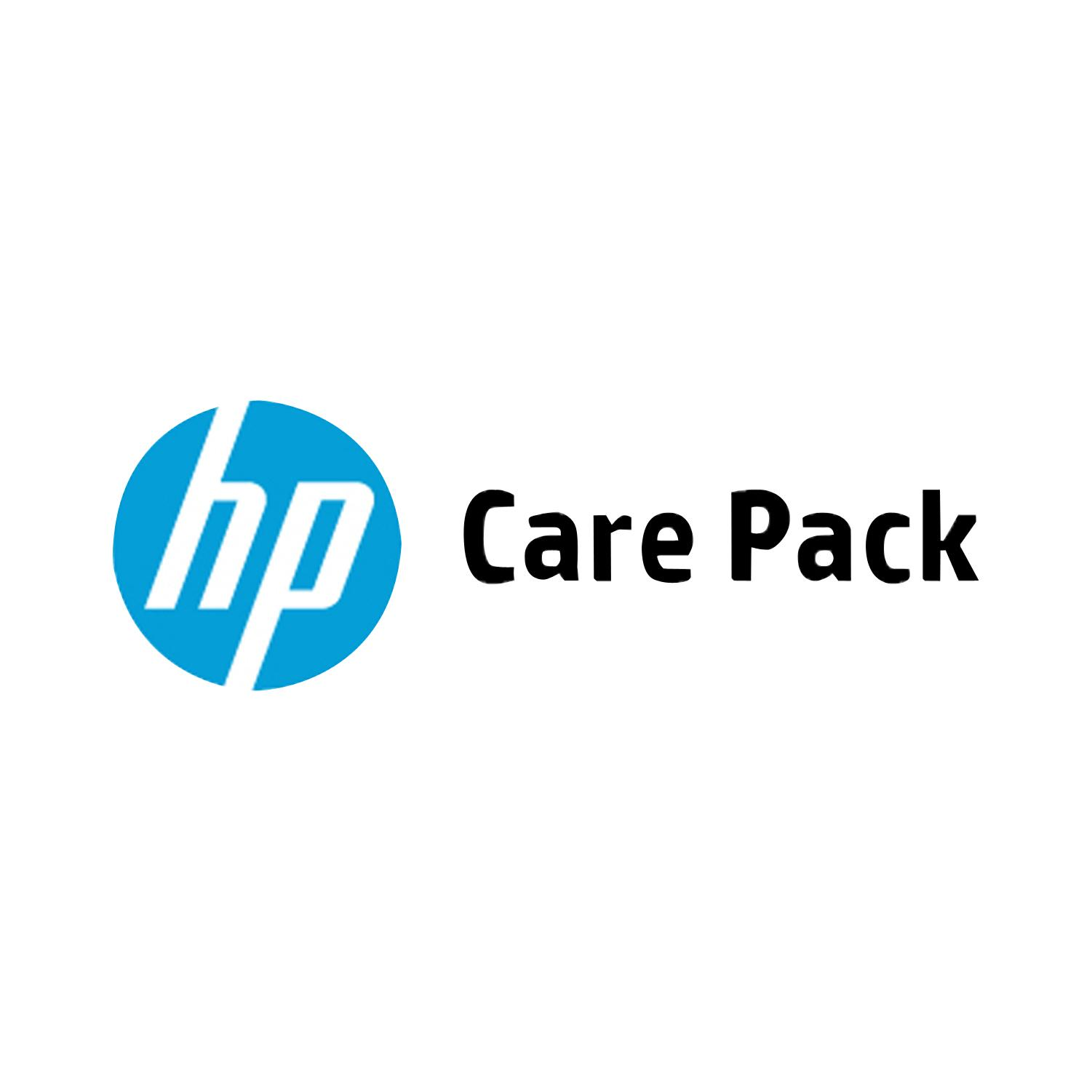 HP 5 year Next Business Day Onsite plus Defective Media