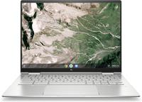 HP Chromebook Elite c1030 13.5 inch i3 8GB 128GB touch - Zilver