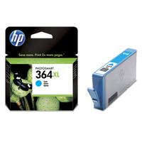 HP 364XL inktcartridge cyaan high capacity 7ml 750 pagina s 1-pack with Vivera ink